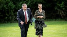 A year after diplomatic tussle over Greenland, Pompeo visits Denmark