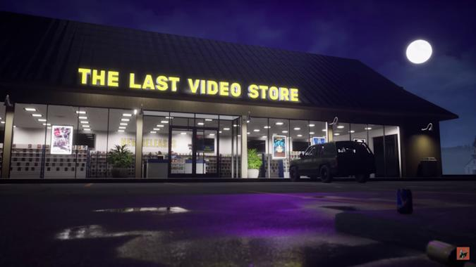 A Blockbuster-style video store simulator is coming PlayStation VR