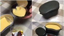 日本網民推介「飯盒布甸」 新穎裝法Twitter熱傳