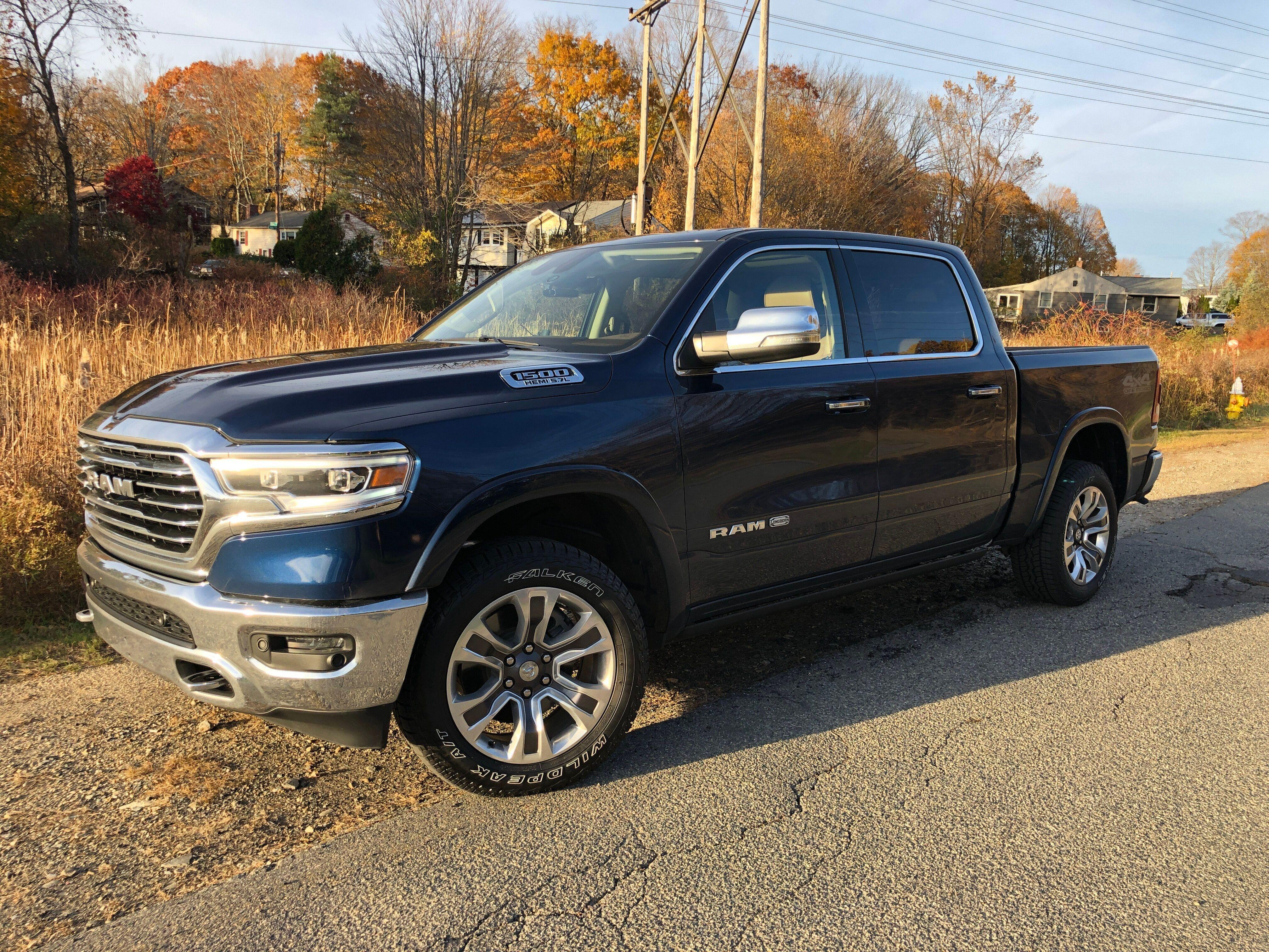 2019 Ram 1500: Move over Ford F-150, there's a new king in town
