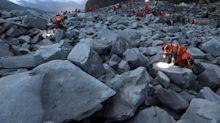 Deadly landslide in southwestern China