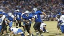 Guthrie Cruises Past Noble 56-0