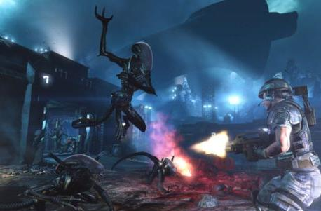 Game on, man! Aliens: Colonial Marines is ready for pre-order