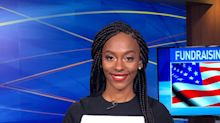 'Be yourself, the world will adjust': Television reporter wears braids on-air in break from 'industry standard'