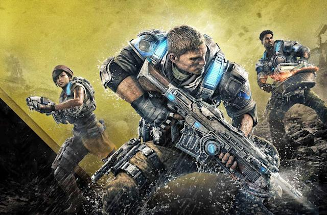 'Gears of War 4' will have plenty of PC-specific features