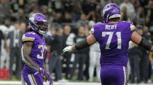 Vikings narrowly avoid dumping starting LT Riley Reiff in order to afford Yannick Ngakoue