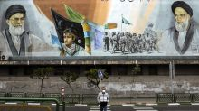 AP PHOTOS: Virus stills Iran's frenetic capital, Tehran