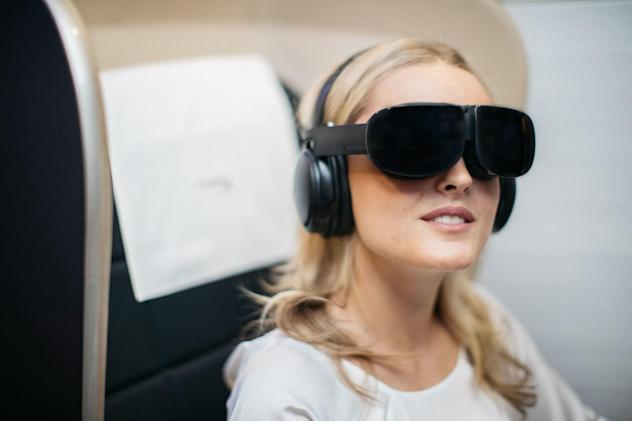 British Airways is offering VR entertainment on flights
