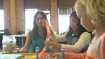 New Toy Company Inspires Little Girls to Build Houses