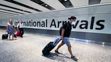 Airport arrivals 'face £1,500 hotel bill' under incoming England COVID quarantine rules