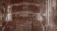 El trágico incendio en el Iroquois Theatre de Chicago en 1903 que mató a más de 600 personas