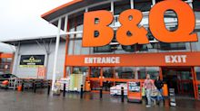 B&Q shuts stores as anger grows at firms trading despite UK lockdown