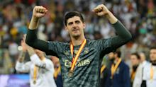 'Every game he is phenomenal' - Zidane lauds Courtois after fifth-straight Real Madrid clean sheet