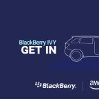BlackBerry shares rocket upwards on AWS deal to integrate sensor data in vehicles