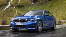 BMW Profit Drops on Future Tech Spending