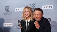 Meg Ryan and Billy Crystal reunite for 30th anniversary of 'When Harry Met Sally'