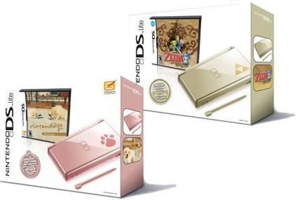 Nintendo's DS Lite Bundles are a real pair