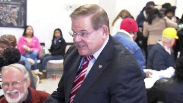 NJ US Sen. Menendez gets 2nd term, beats Kyrillos