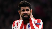 Atletico pair Diego Costa & Arias test positive for coronavirus