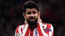 Atletico pair Diego Costa & Arias test positive for coronavirus