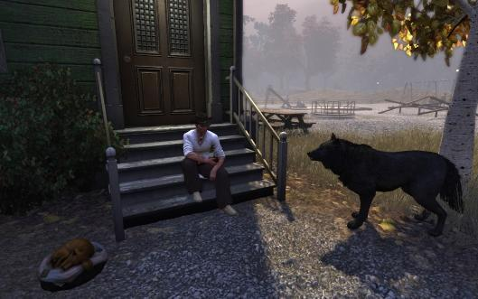 The Daily Grind: What's the creepiest MMO locale?