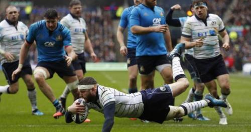 Rugby - Tournoi - Tournoi des 6 Nations : Dernière, l'Italie finit une nouvelle fois avec la cuillère de bois