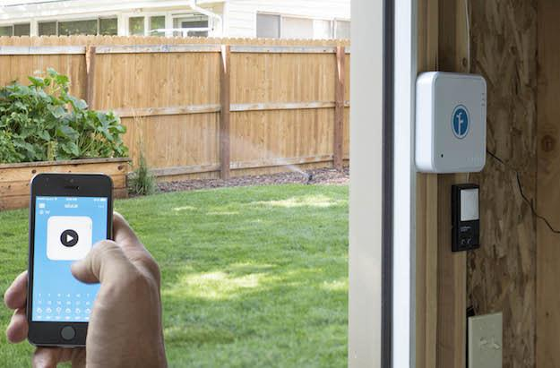 Rachio Iro proves that smart home devices saves resources, money