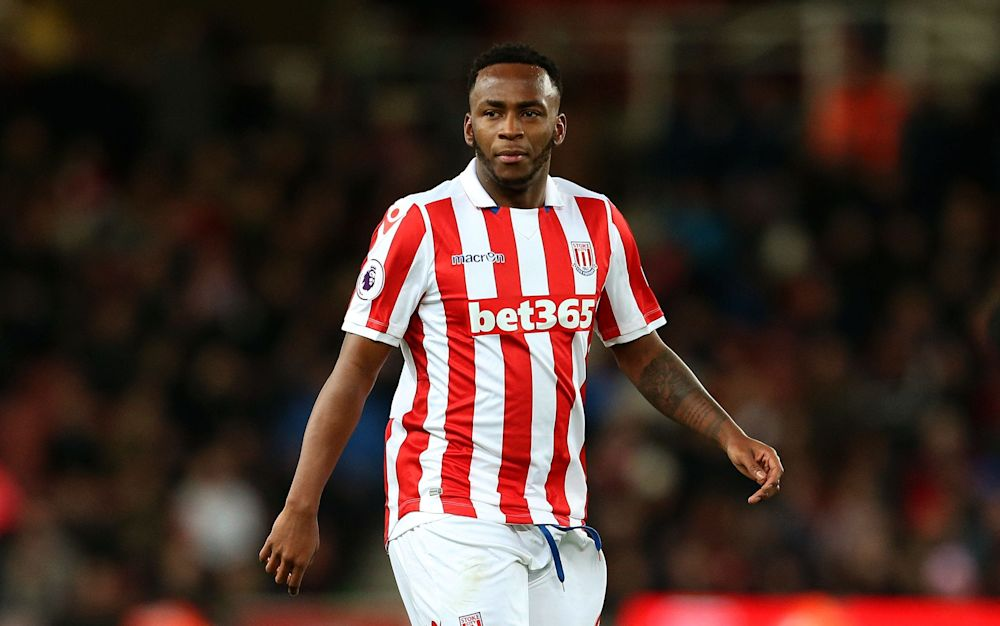 Berahino missed a chunk of this season due to the ban - Copyright (c) 2017 Rex Features. No use without permission.