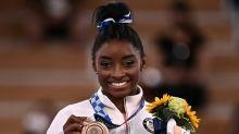 Biles says she will 'forever cherish' her challenging Tokyo Olympics