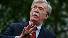 John Bolton gets back into political game after leaving White House