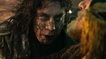 'Pirates of the Caribbean: Dead Men Tell No Tales': The Latest Movie Photos Featuring Johnny Depp, Javier Bardem