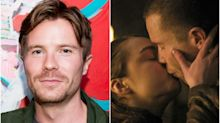 'Game of Thrones' star Joe Dempsie says his sex scene with Maisie Williams was an 'odd transition' as he'd known her since she was a child