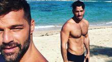 Ricky Martin y su esposo presumen de su anatomía y causan furor en redes sociales