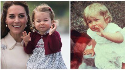 Prinzessin Charlotte sieht auf diesen Fotos exakt so aus wie Prinzessin Diana