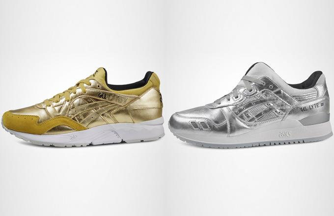 759a51db03a5 Shimmer and Shine This Holiday Season With These ASICS GEL-Lyte