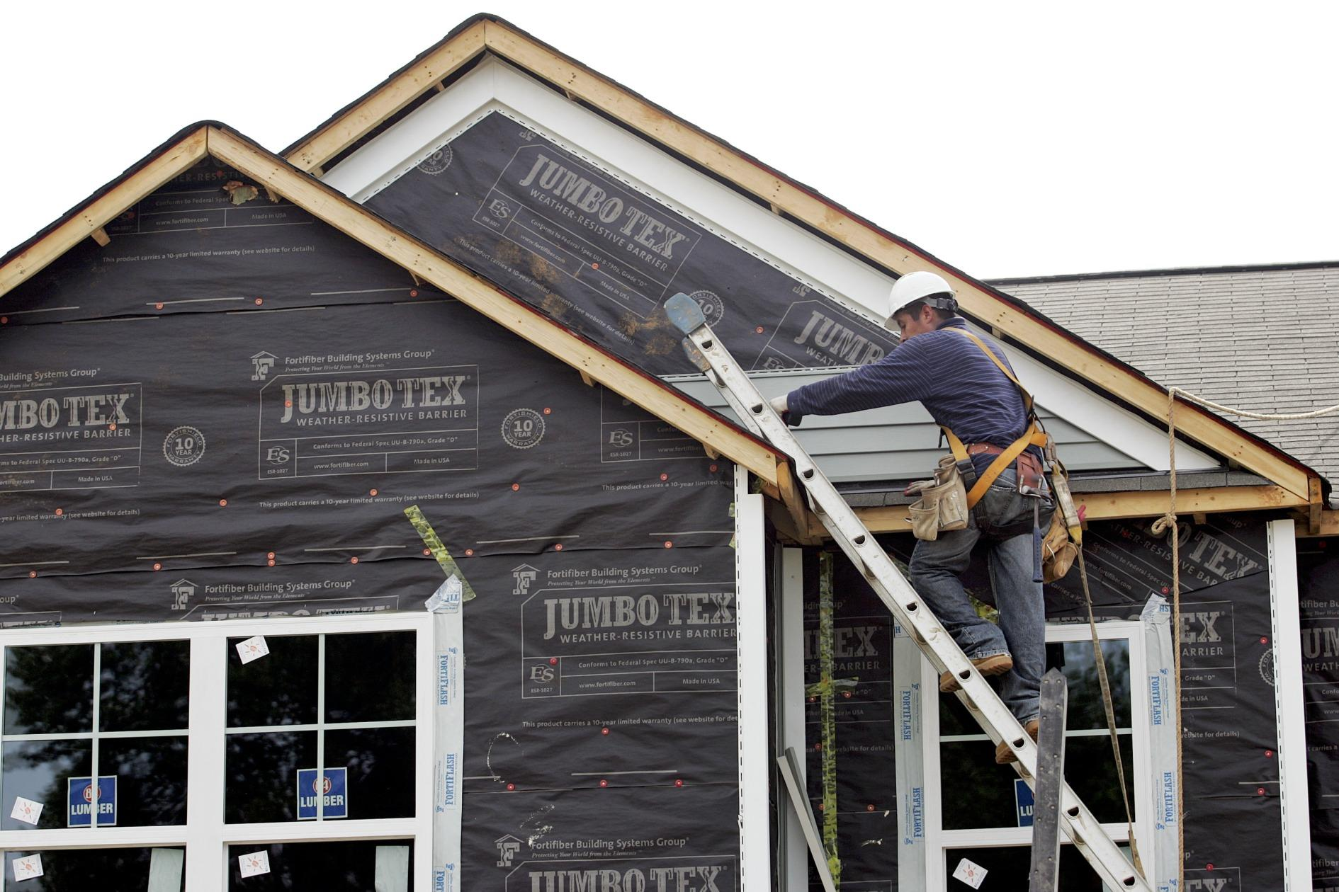 U.S. Homebuilder Sentiment Strengthens, Topping All Projections