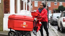 Royal Mail to offer choice of delivery time to customers