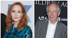 JK Rowling: Ian McEwan and Graham Linehan among literary figures to support author amid transphobia row