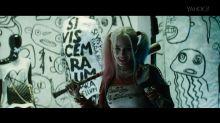 'Suicide Squad' Actress Margot Robbie's Tattoo Typo