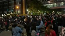 Second Night of Protests in Louisville Following Breonna Taylor Decision