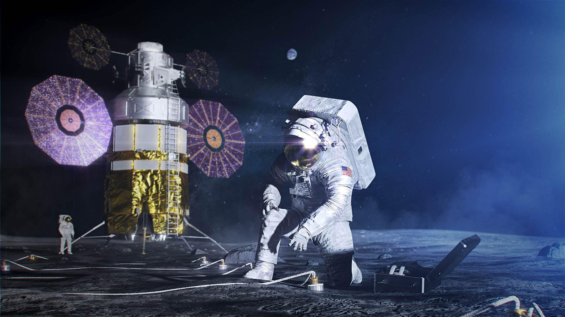 NASA loads 14 companies with $370M for 'tipping point' technologies – Yahoo Finance Australia