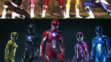 La primera imagen de los nuevos Power Rangers del cine revoluciona la Red