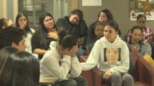 'I can't even believe he's dead': Vigil honours Brady Francis, Tina Fontaine, Colten Boushie