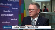 Woodside CEO on the Race to Supply China With LNG