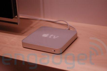 How would you change the Apple TV?