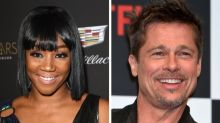 Tiffany Haddish And Brad Pitt Made A Very Sexy Pact For 2019
