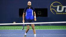Tennis - FFT - Challenge Élite FFT: Paire, Humbert et Moutet à Cannes