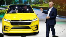 VW's Skoda boss Maier to step down at end of July
