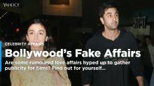 Bollywoods 10 'Fake' Affairs