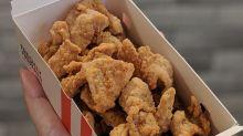 KFC bringing sinful Chicken Skin to Singapore on 11 November